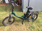 Freego Electric Folding Bike