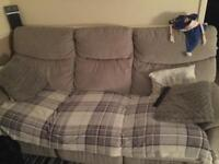 Sofa and chair for sale recliner