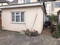 Very Spacious Ground Floor One Bedroom Flat With Garden in Cathays Available Now
