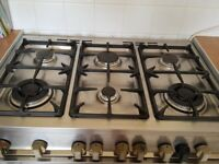 6 burner cooker for sale very good condition
