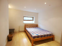 A 2 double bedroom flat spread across the first floor of a period build located close to CamdenRoad