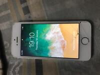 iPhone 5s with 16 GB free SM