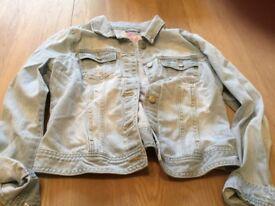 "Ladies ""Denhim & Co"" denhim jacket"