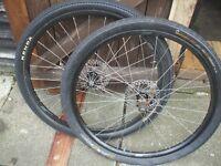 29 inch bike wheels