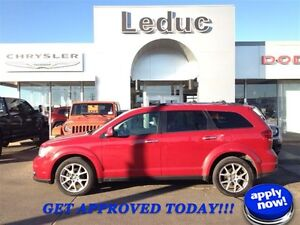 2012 Dodge Journey R/T AWD, Leather Heated Seats