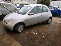 2004 Ford ka 1.3cc collection