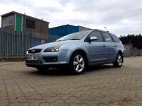2007│Ford Focus 1.6 Zetec Climate 5dr│1 Former Keeper│1 Year MOT│3 Months Warranty
