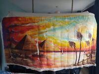 Egyptian Canvas