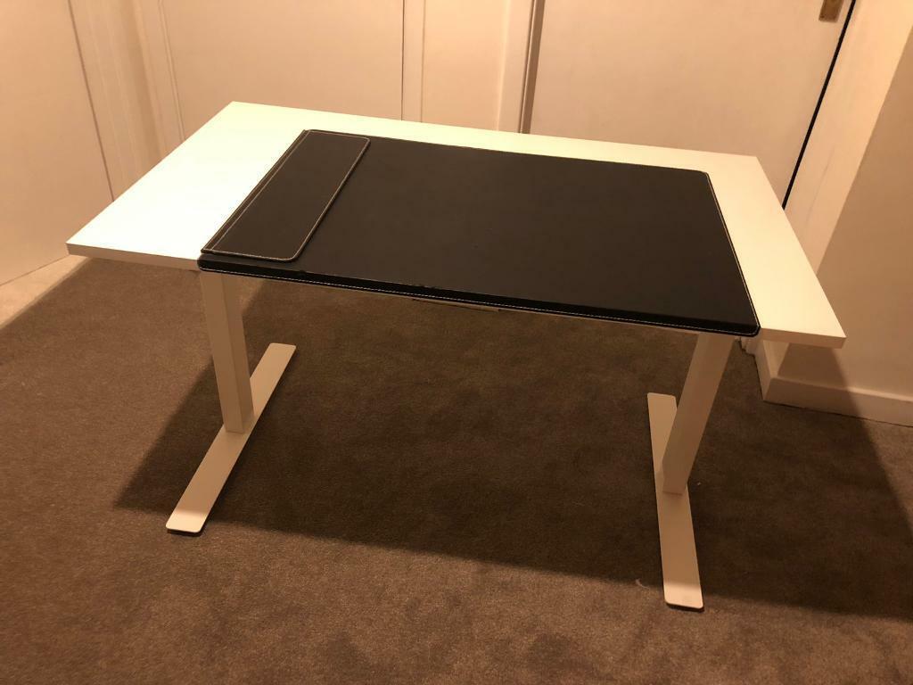 Ikea skarsta desk sit stand in west byfleet surrey gumtree