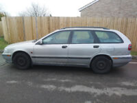 Scruffy but Totally Reliable Volvo Estate plus Trailer for extra £50