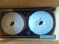 Challenger Barbell/ Dumbell set