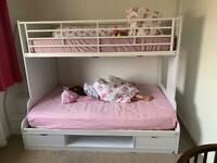 Bunk bed girs/boys