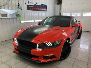 2015 Ford Mustang GT - UNIQUE + DE 10 000 EN MODIF