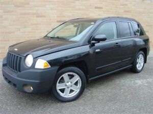 2009 Jeep Compass Sport. WOW!! Only 162000 Km! Loaded!