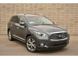2014 Infiniti QX60 Premium Plus | Navi | 20 Alloys | Surround Ca