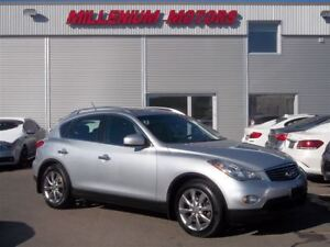 2008 Infiniti EX35 AWD LUXURY / LEATHER / SUNROOF / LOW KMS