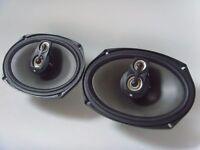 "JBL 6""x 9"" Car Parcelshelf speakers"