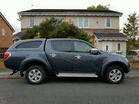 2009. Mitsubishi L200. Animal model. Full Service History. Excellent condition throughout. NO VAT!!!