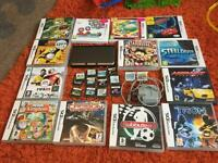 Nintendo 3ds xl with 27 games !!