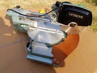 Hitachi Mitre Saw 110v