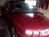 Rover 75- spares and repairs