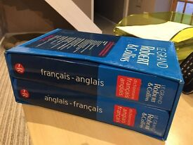 Robert & Collins English - French Dictionary