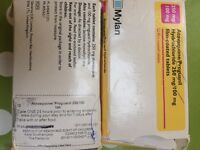 Malaria tablets 56 in date until July 2018