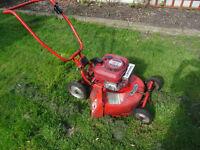 Stoic rough cut push mower Briggs & Stratton 4 HP motor