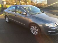 VOLKSWAGEN PASSAT SE 2.0 TDI ,TOWBAR ,55 REG,NEW TIMING BELT,WATERPUMP , MOT NOVEMBER 2018