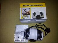 ELECTRIC KNIFE SHARPENER NEW IN BOX