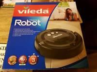 CLEANING VACUUM ROBOT
