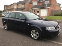Audi A4 SE 130 TDI AUTO 2004 FULL YEAR MOT Immaculate as Insignia Mondeo Vectra Astra Passat 520D
