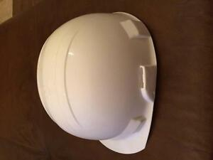 Construction Hard Hat, used