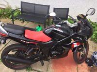 125 Lexmoto XTRS 125cc