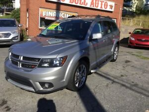 2016 Dodge Journey R/T Rallye Leather, 3rd row seating!