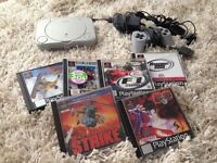Ps1 and five games