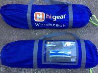 Hi-gear Windbreaks