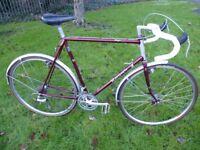 Raleigh Royal Touring Bike - Reynolds 531 - Large