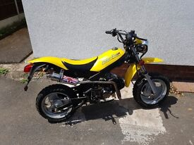 Moto-Roma 125 cc