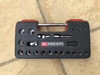 "FACOM 1/2"" Extendable Socket Set"
