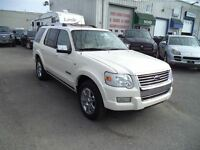 2007 Ford Explorer Limited V8 CUIR 7 PASSAGER
