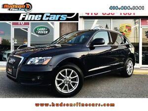 2011 Audi Q5 2.0T S-LINE|NAVI|BACKUP CAM|BLIND SPOT|CERTIFIED