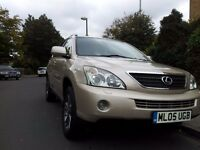 Lexus RX Hybrid4x4, Service History, MOT to May 2017, All Factory Options, Good Condition £5,995 ono