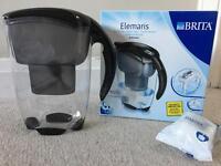 Brita Black Elemaris 2.4L Filter Jug