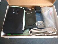 Canon Powershot IXUS 220 HS Digital Camera (2011)