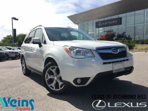2015 Subaru Forester LIMITED/TECH/EYESIGHT