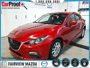 2014 Mazda MAZDA3 GS-SKY AC/Cruise/ Bluetooth