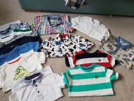 Boys summer bundle age 5-6 years