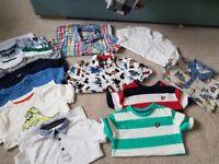 Boys summer bundle age 5-6 years