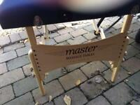 Master Portable Massage Table